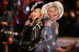 Miley vs. Madonna