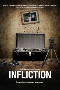 Infliction Poster No Credits